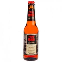 1906 Red Vintage Botella 1/3