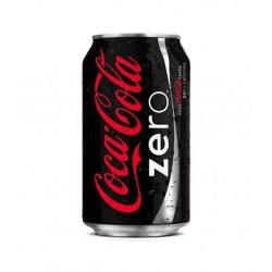 Coca Cola Zero Zero Lata