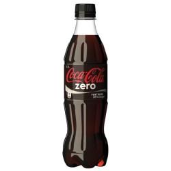 Coca Cola Zero Pet 500